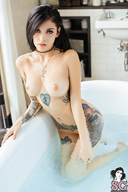 Draw? Suicide girls full nude speak this